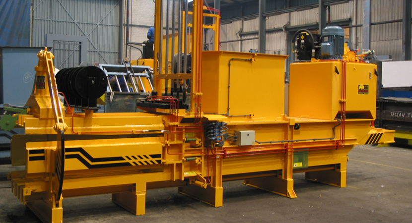 Imabe Fully Automatic Channel Balers
