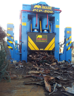 Imabe Portable Shear Balers