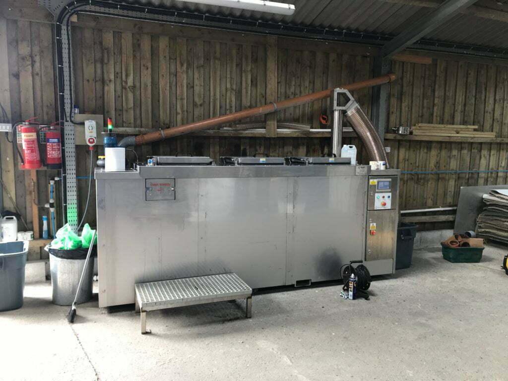 Tresco Island waste Bio-Processor