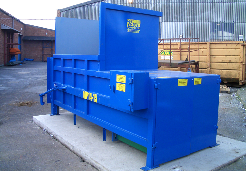 PRM MP 14-15 Static Compactor