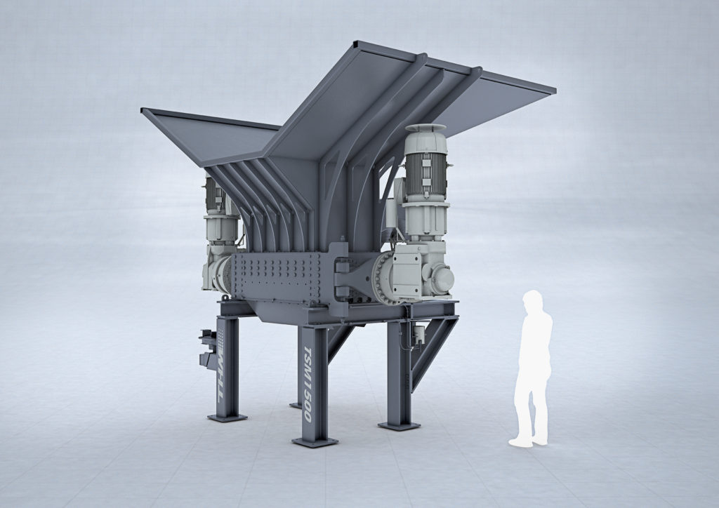 Rotor Shear TSM1500