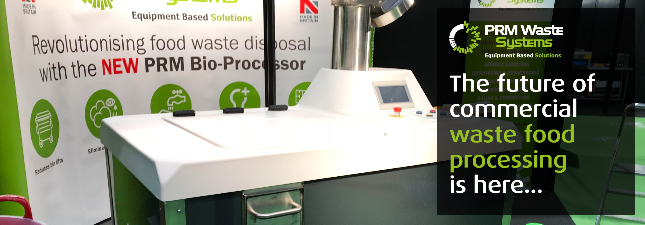 waste food processing